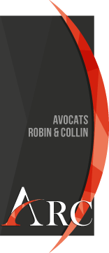 Logo Arc Avocats Robin & Colin - Rennes